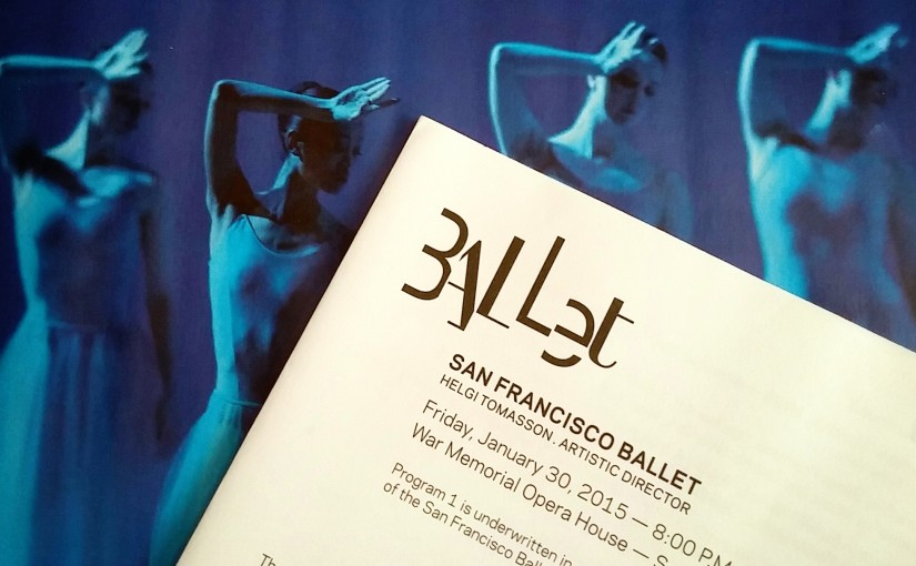 Serenade, RAkU, Lambarena: SF Ballet Program 1